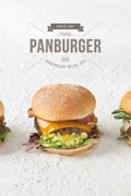 Folder PanBurger