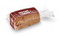 Pan de Molde Choco Blanco y Frambuesas