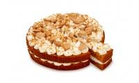 Cake Zanahoria