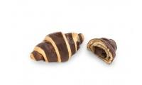 Mini Croissant Bicolor Cacao