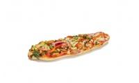 Pan Pizza Vegetal y Queso