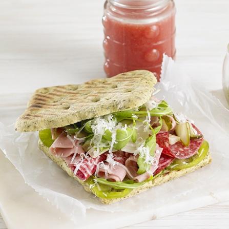 Delirium Sandwich