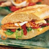 Vizzioso Vegetarian Sandwich
