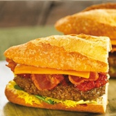 Hamburger Premium Sandwich