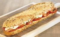 Sandwich au Saumon et au Roquefort